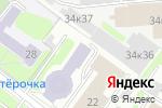 Схема проезда до компании Государственное училище циркового и эстрадного искусства им. М.Н. Румянцева (Карандаша) в Москве