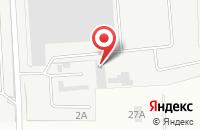 Схема проезда до компании Компания Рюрик 21 век в Подольске