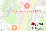 Схема проезда до компании Грибная аптека в Москве
