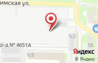 Схема проезда до компании Ридекс Продакшн в Москве