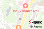 Схема проезда до компании Moskva в Москве