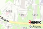 Схема проезда до компании СтройГрад в Туле