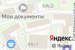 Схема проезда до компании Военная прокуратура гарнизона №317 в Москве