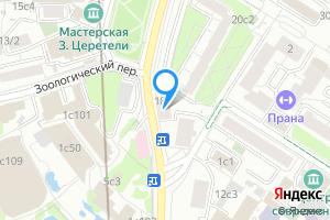 Снять комнату в четырехкомнатной квартире в Москве м. Баррикадная, Большая Грузинская улица, 18