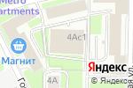 Схема проезда до компании Мамина Сумка в Москве