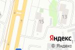 Схема проезда до компании Магазин пончиков в Москве