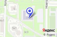Схема проезда до компании АВТОШКОЛА ЭНЕРГИЯ 95-Н в Москве