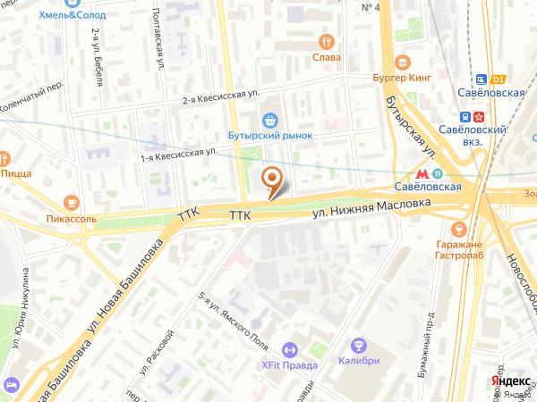 Остановка «К/т Прага», улица Нижняя Масловка (3482) (Москва)