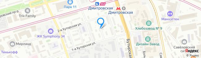 переулок Хуторской 1-й