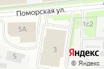 Схема проезда до компании НеоПромИнжиниринг в Москве