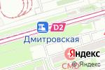 Схема проезда до компании Yammy в Москве