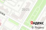 Схема проезда до компании Черемушки-1 в Москве