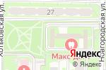 Схема проезда до компании Терем теремок в Москве