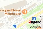 Схема проезда до компании ОртоРехаб в Москве