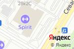Схема проезда до компании Час Пик в Москве