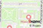 Схема проезда до компании Промоди Текстиль в Москве