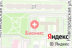 Схема проезда до компании ФинСтрим в Москве