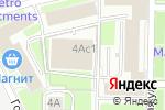 Схема проезда до компании Арт Мотек в Москве