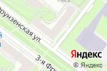 Схема проезда до компании Клиника Актуальной Медицины в Москве