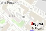 Схема проезда до компании Билли Бум в Москве
