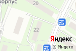 Схема проезда до компании Нэлли в Москве