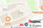 Схема проезда до компании Don Papiros в Москве