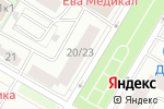 Схема проезда до компании Семейная в Москве