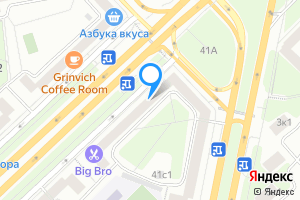 Комната в Москве Ленинский проспект, 41/2