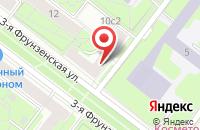 Схема проезда до компании Инвита-Групп в Москве