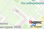 Схема проезда до компании Карлсон Туризм в Москве
