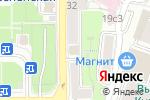 Схема проезда до компании Печатьград в Москве