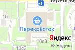Схема проезда до компании Мастерская по ремонту часов и сотовых телефонов в Москве
