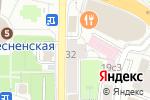 Схема проезда до компании Avto.pro в Москве