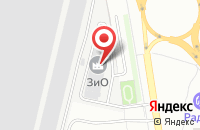 Схема проезда до компании Подольский машиностроительный завод в Подольске