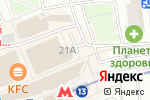 Схема проезда до компании Ноу-Хау в Москве