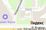 Схема проезда до компании Стоматология для всех в Москве