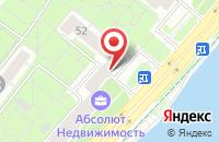 Схема проезда до компании Творческий Центр «Основа» в Москве