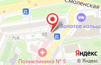 Схема проезда до компании Строй Холдинг Групп в Москве