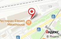 Схема проезда до компании Имэдженси в Москве
