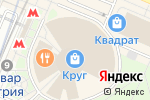 Схема проезда до компании Levi ком в Москве