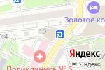 Схема проезда до компании Нотариус Марченко А.Н. в Москве
