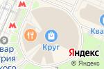Схема проезда до компании Ювелирная мастерская Алексея Гришаева в Москве