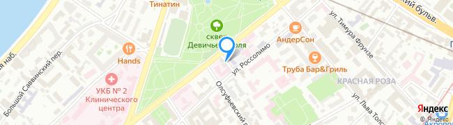 Малый Боженинский переулок