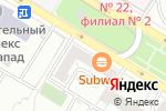 Схема проезда до компании Деревенский уголок в Москве