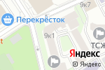 Схема проезда до компании Don Giulio в Москве
