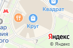 Схема проезда до компании Kapricci в Москве