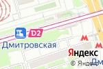 Схема проезда до компании Мастер-Отель в Москве