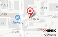 Схема проезда до компании Издательский Дом «Капитал и Власть» в Москве