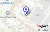 Схема проезда до компании ДОПОЛНИТЕЛЬНЫЙ ОФИС БЕЛОРУССКИЙ в Москве