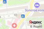 Схема проезда до компании АКБ Руссобанк в Москве